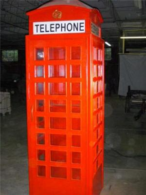 Dingqoui Old Telephone Booth For Sale